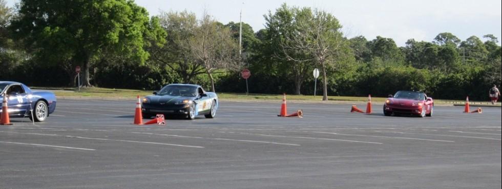 Cars Autocross