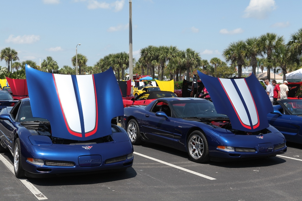 Vettes At The Port 2015