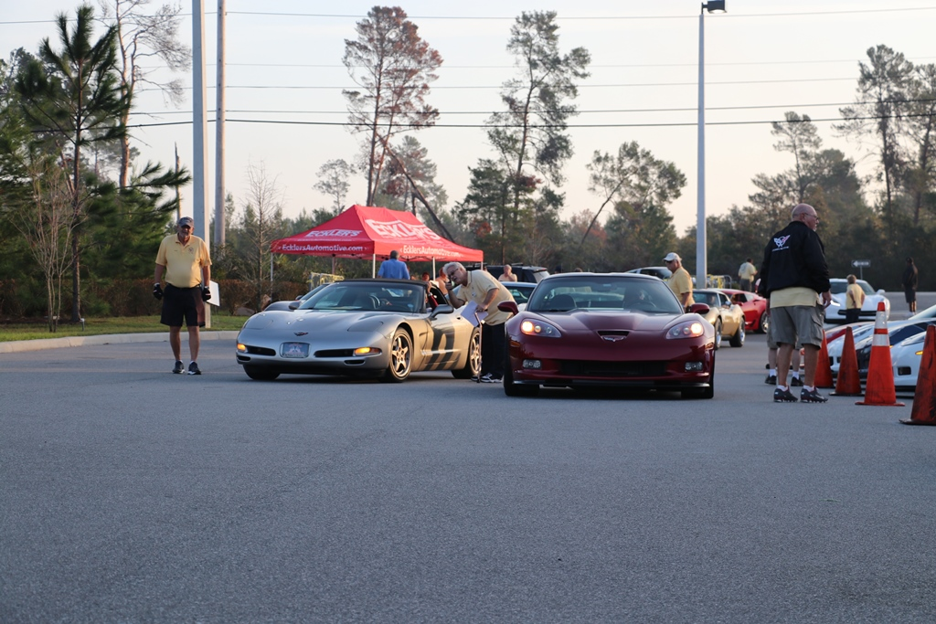 Ecklers 30th corvette reunion 1