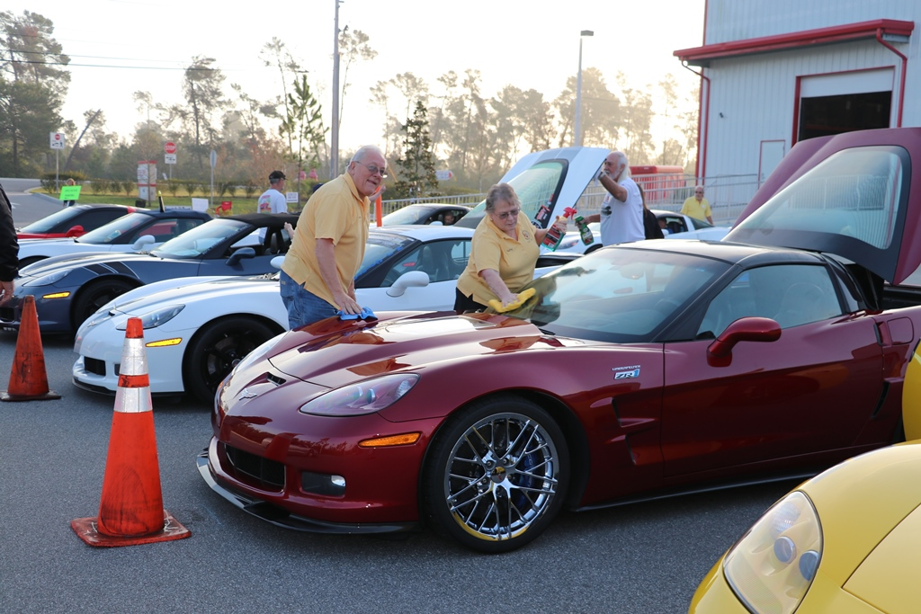 Ecklers 30th corvette reunion 12