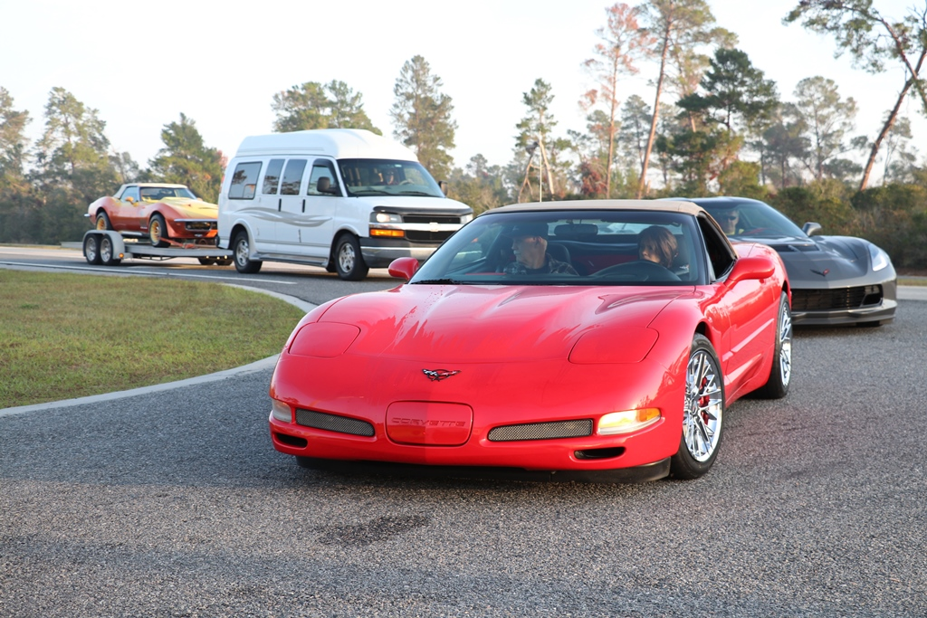 Ecklers 30th corvette reunion 15