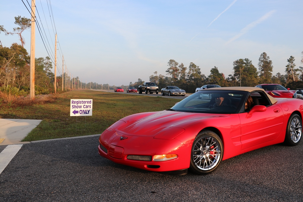 Ecklers 30th corvette reunion 16