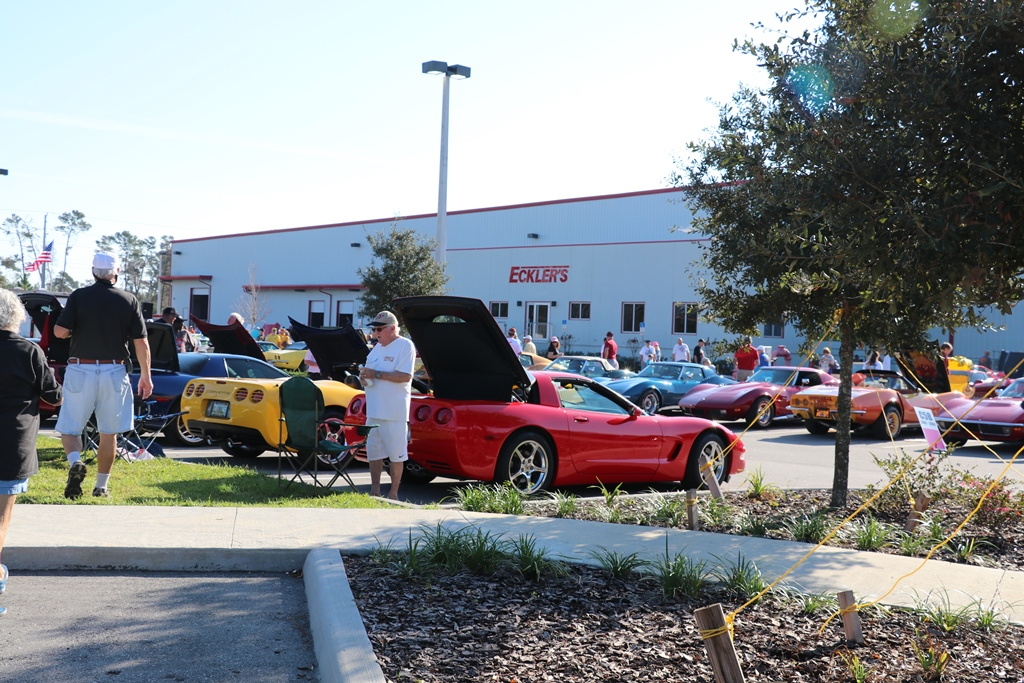 Ecklers 30th corvette reunion 172