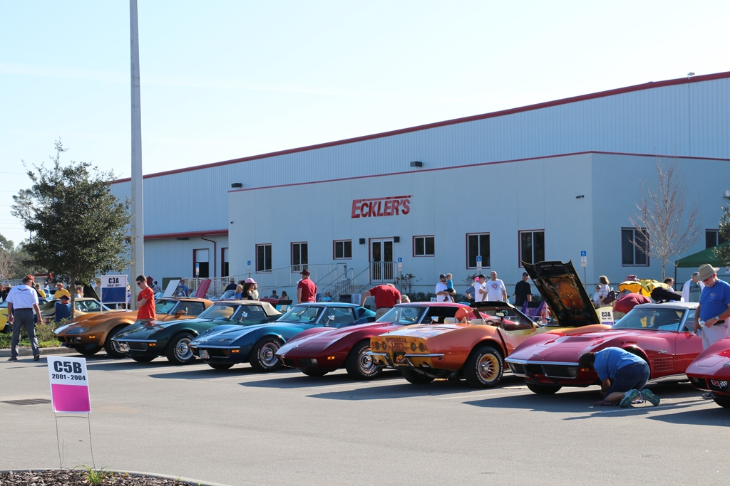 Ecklers 30th corvette reunion 173