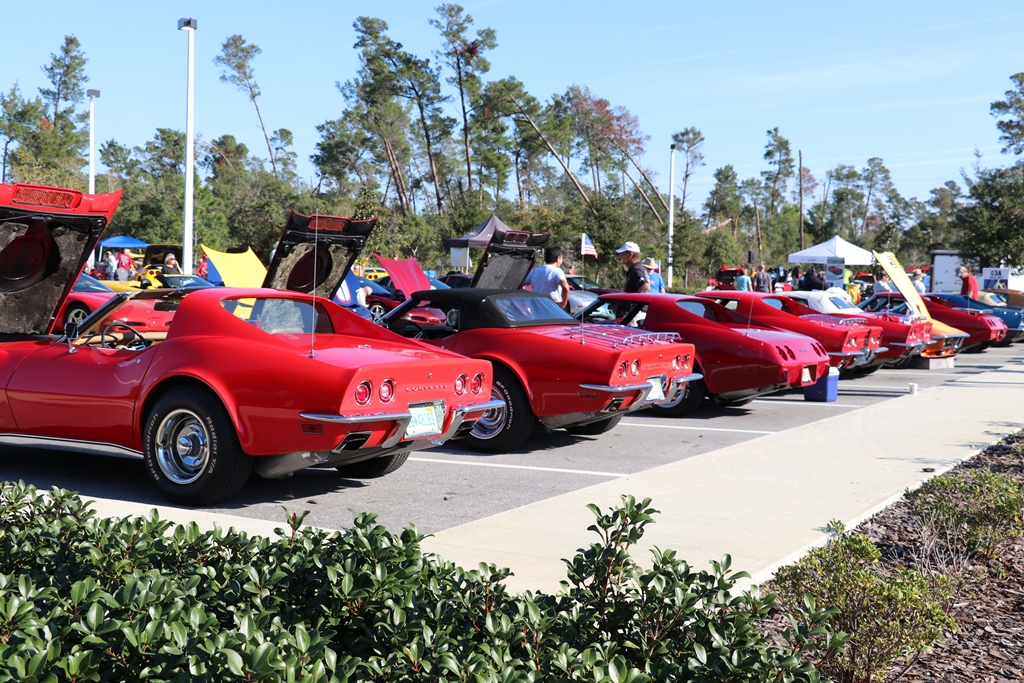 Ecklers 30th corvette reunion 175