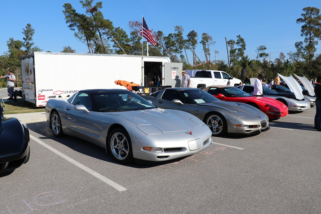 Ecklers 30th corvette reunion 184