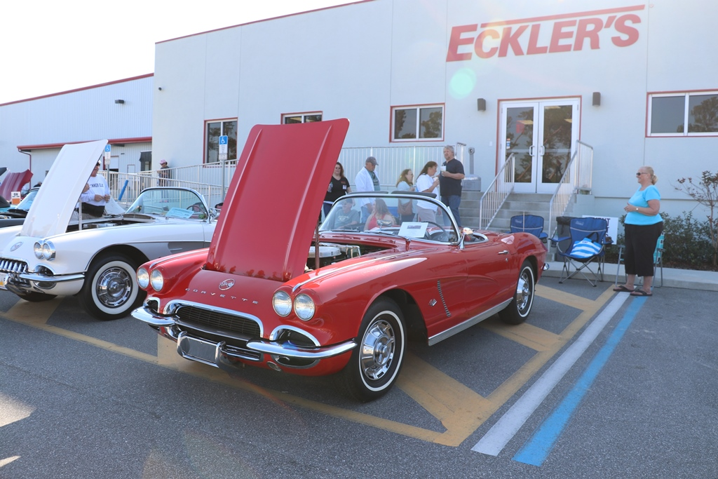 Ecklers 30th corvette reunion 186
