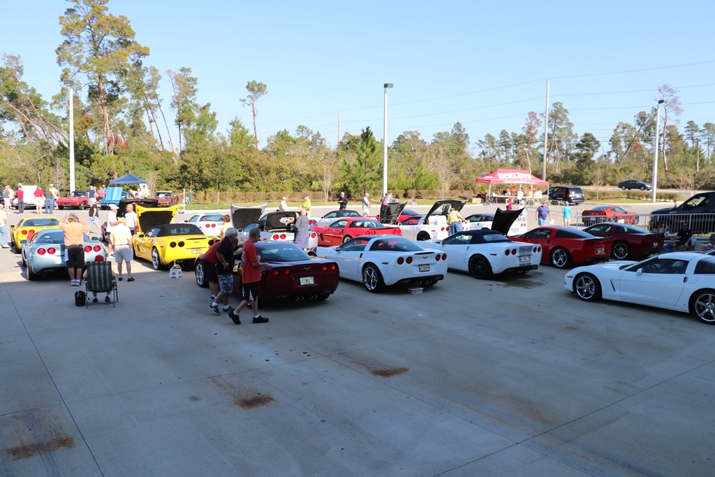 Ecklers 30th corvette reunion 214