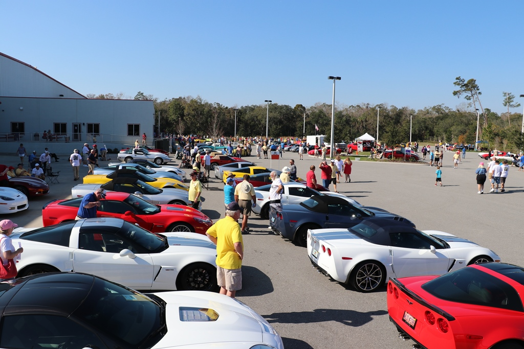 Ecklers 30th corvette reunion 229