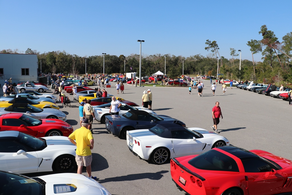 Ecklers 30th corvette reunion 230