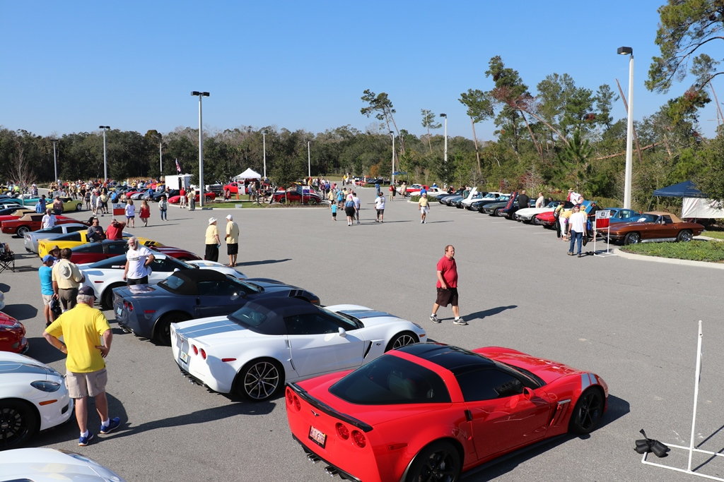 Ecklers 30th corvette reunion 231