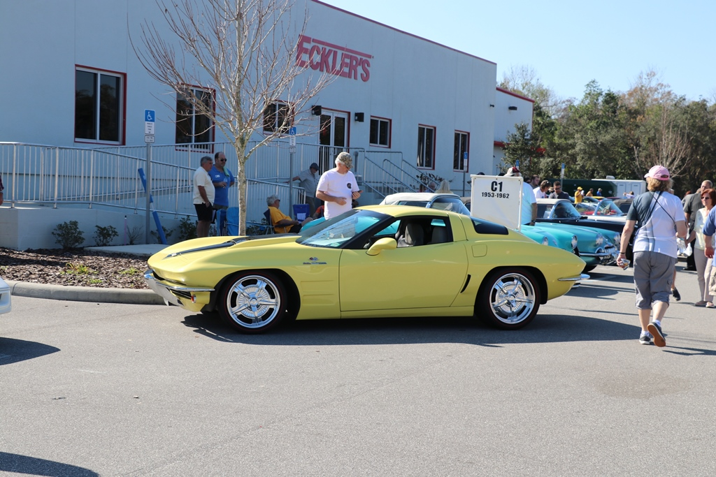 Ecklers 30th corvette reunion 250