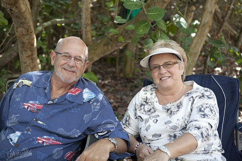 Phil Strode & Becky Strain