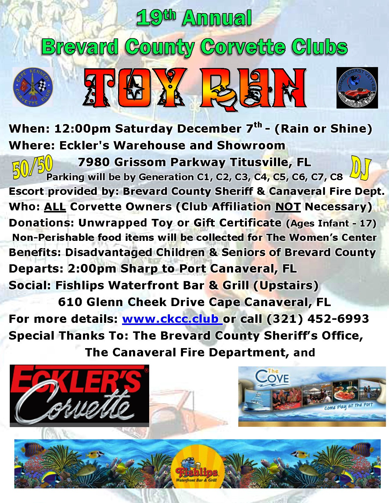 Toy Run Flyer 2019 Rev1