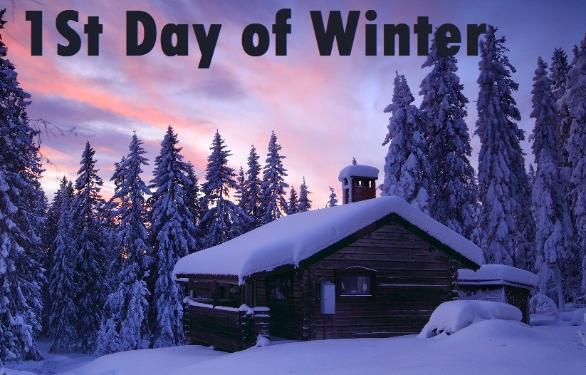 First Day Of Winter 2014 HD Wallpapers